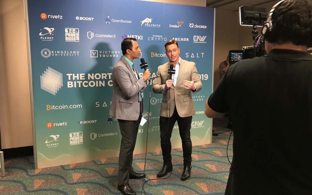 Ben Swann Interview with Edward Szall at TNABC